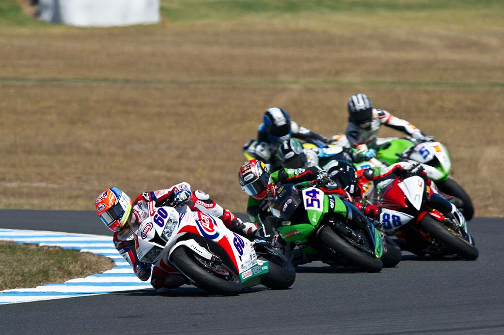 2014 Phillip Island – Michael van der Mark