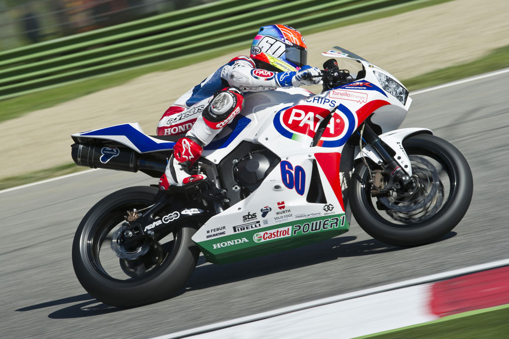 2014 Imola - Michael van der Mark