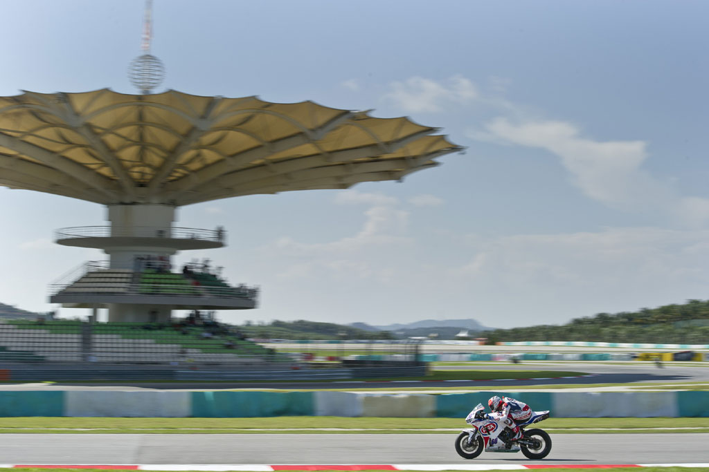 2014 Sepang - Michael van der Mark