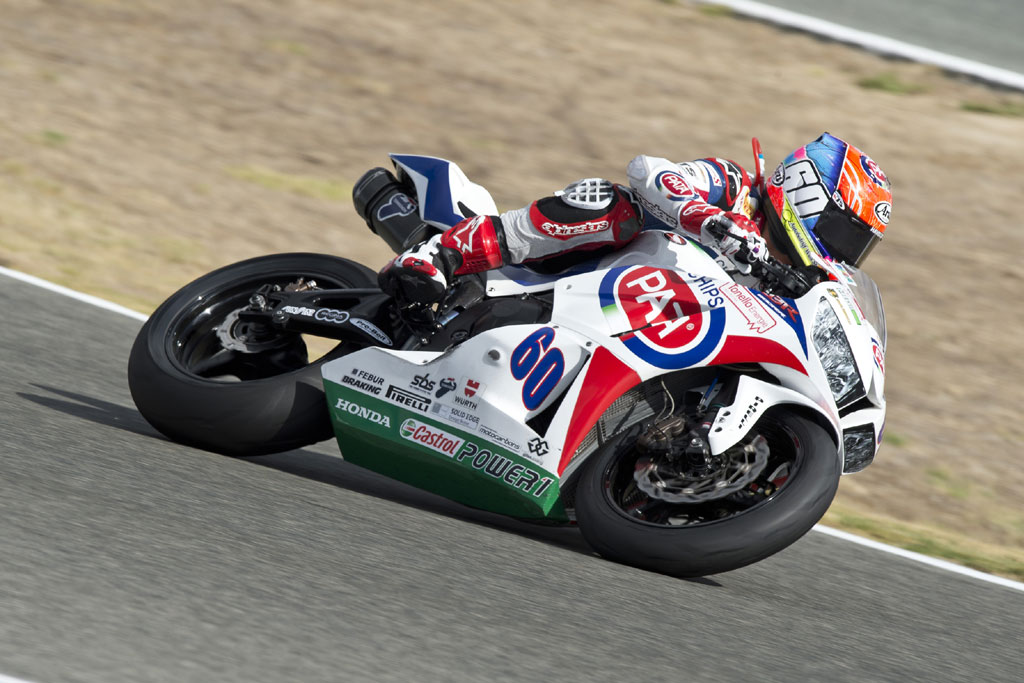 2014 Jerez - Michael van der Mark