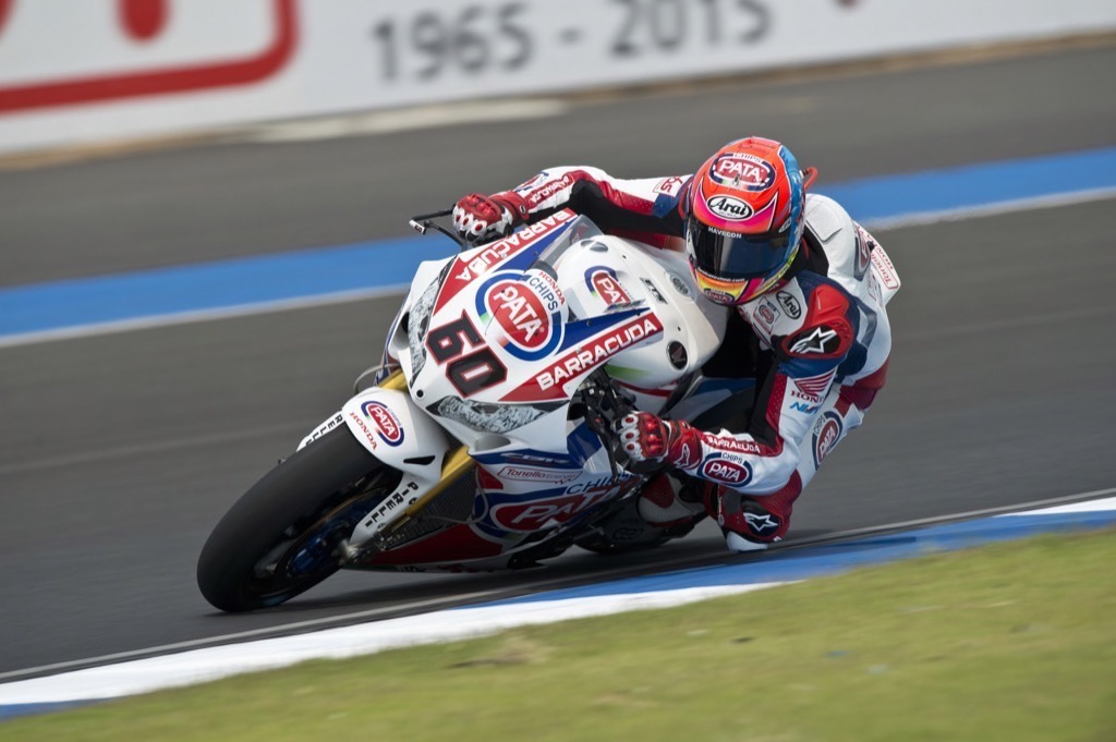 2015 Buriram - Michael van der Mark