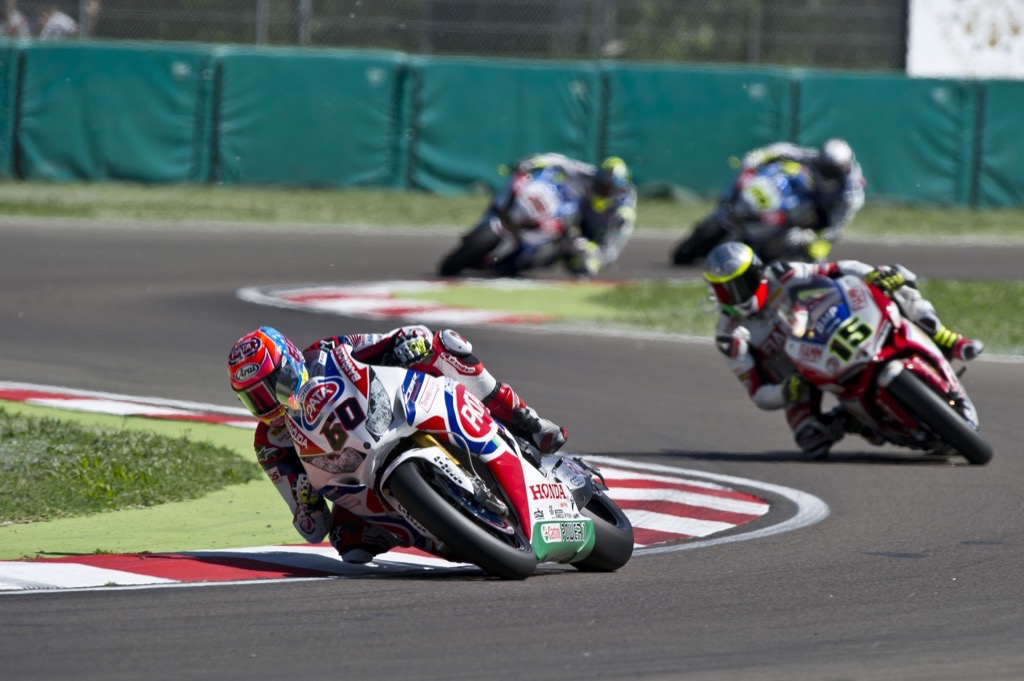 2015 Imola – Michael van der Mark