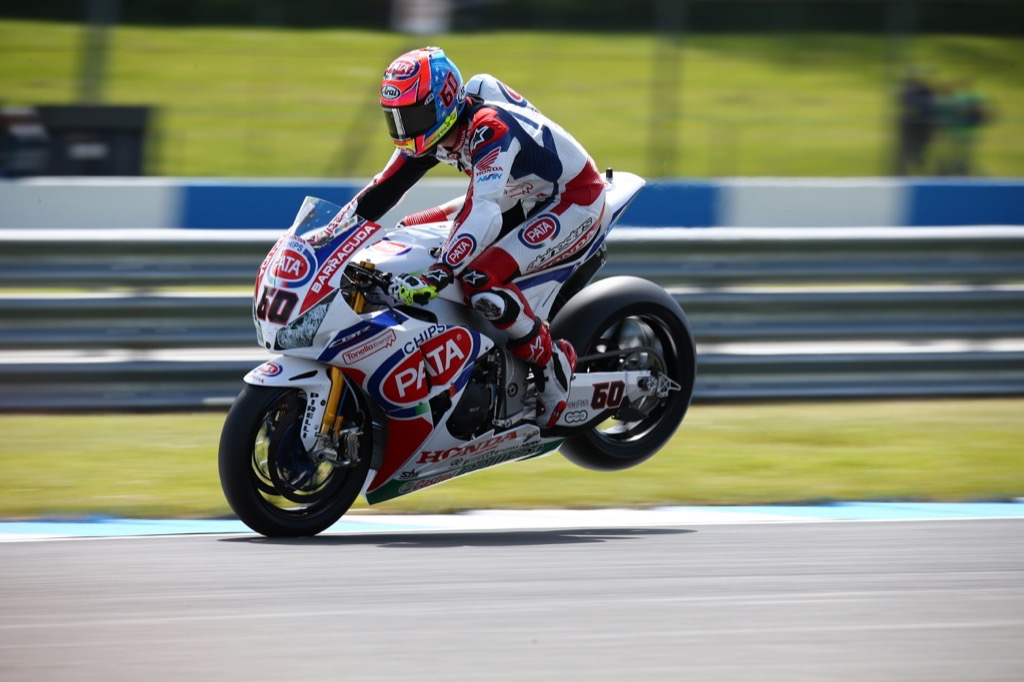 2015 Donington – Michael van der Mark