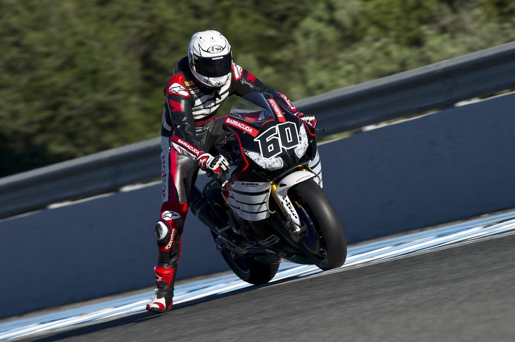 Jerez test 2016
