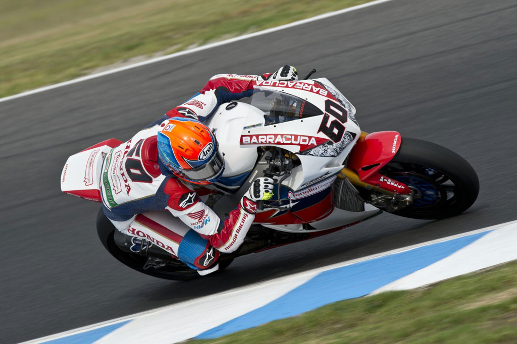 2016 Phillip Island-test
