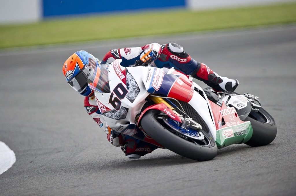 2016 Donington – Michael van der Mark