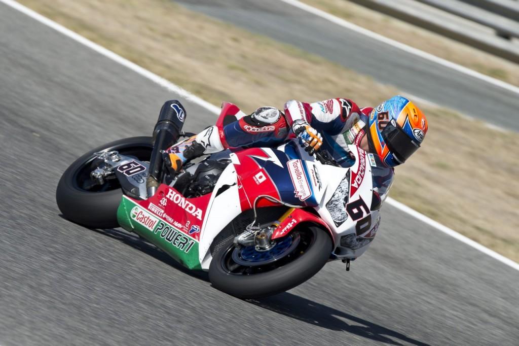 2016 Jerez vrijdag