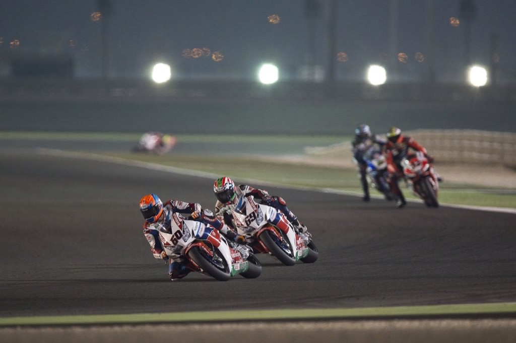 2016 Losail - Michael van der Mark