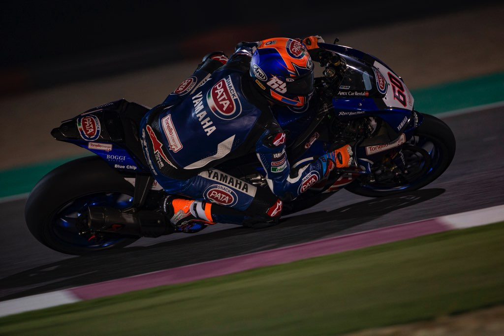 2017 Qatar | Michael van der Mark