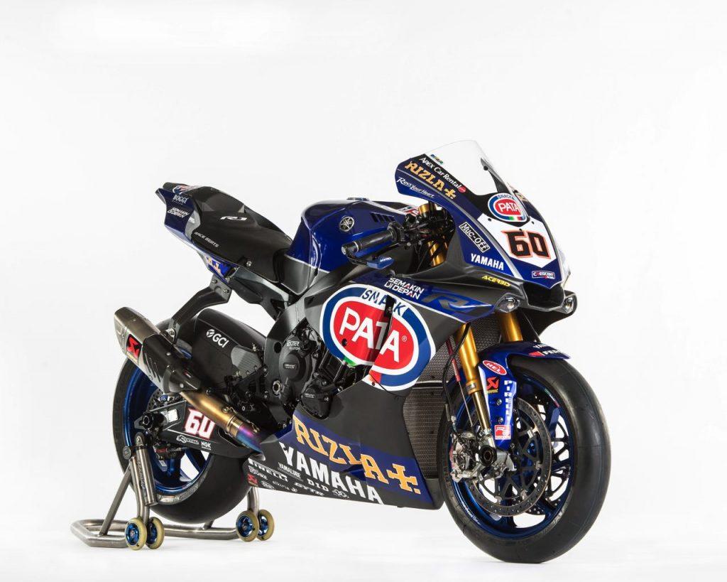 2018 Yamaha Official WorldSBK Team Launch | Michael van der Mark