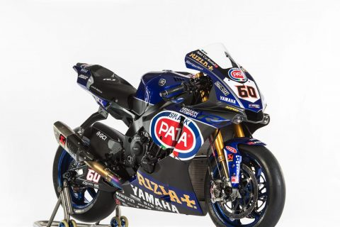 Yamaha Official WorldSBK Team Launch 2018
