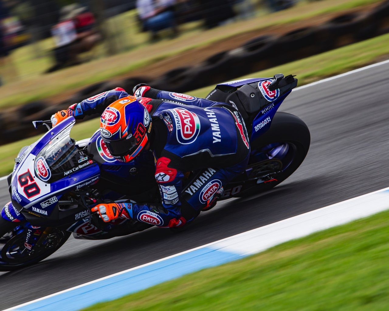 2018 Phillip Island | Michael van der Mark