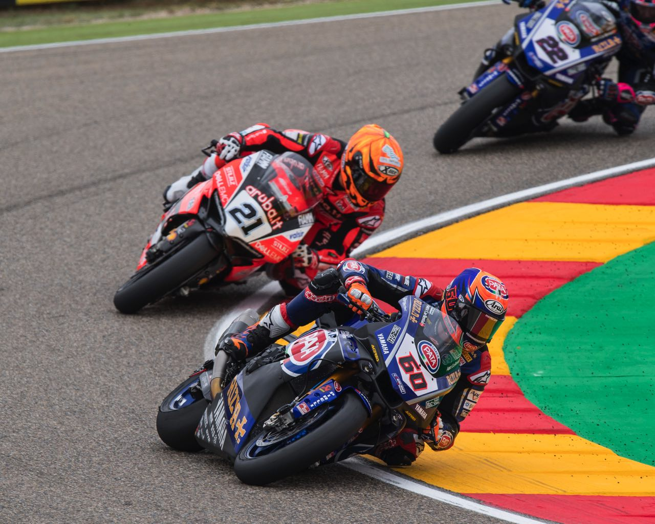 2018 Aragon | Michael van der Mark