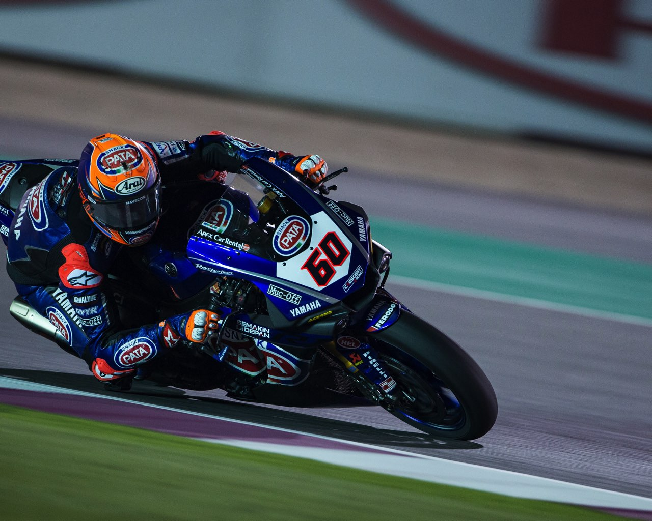 2018 Qatar | Michael van der Mark